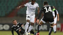Cепаратистский флаг едва не сорвал матч Лиги Европы Дюделанж – Карабах