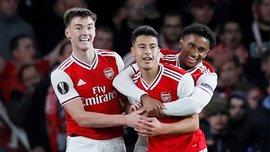 Арсенал – Стандард – 4:0 – відео голів та огляд матчу