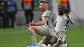 УЕФА определил команду недели Лиги Европы – туда попал экс-игрок Зари