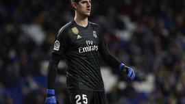 Реал сделал официальное заявление по болезни Куртуа