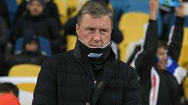 Динамо уклало контракт із Самбрано на 5 років без мого відома, – Хацкевич
