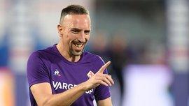 Рибери признан лучшим игроком сентября в Серии А