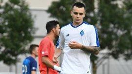 Дубль Шапаренка та гол Сідклея допомогли Динамо U-21 розгромити Колос
