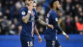 Лига 1: ПСЖ дома разгромил Анже – Икарди забил первый гол в чемпионате, Монако проиграл Монпелье