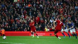 Победа на последних секундах в видеообзоре матча Ливерпуль – Лестер – 2:1