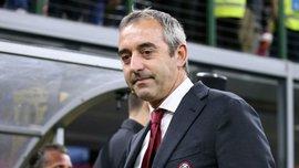 Игроки Милана не пожали руку Джампаоло в перерыве матча с Дженоа – курьез дня