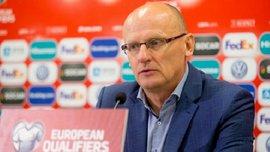 Тренер Литвы Урбонас: Мы будем бороться с Украиной, а не капитулировать заранее