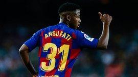 Барселона – Севилья: Месси, Фати и центрбек-дебютант в заявке каталонцев