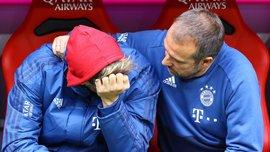 Ковач довел до слез Хави Мартинеса – испанец не играл в основе Баварии с мая