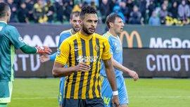Эсеола снова забил за Кайрат – украинец уверенно возглавляет бомбардирскую гонку