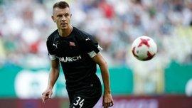 Дитятьєв забив свій перший гол за Краковію у сезоні 2019/20