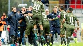 Динамо мотивувало Лугано на першу перемогу після тривалої невтішної серії