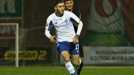 Цитаишвили: Я еще забью свой гол за Динамо