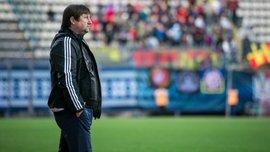 Богатир пішов із посади головного тренера МФК Металург
