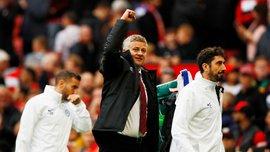 Сульшер не потеряет должность наставника Манчестер Юнайтед – он одержал 2 победы на старте АПЛ