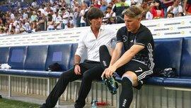 Льов запропонував Швайнштайгеру місце у тренерському штабі збірної Німеччини