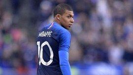 Сборная Франции потеряла Мбаппе перед матчами против главных конкурентов в отборе на Евро-2020