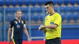 Арбитр скандального матча Колос – Динамо назначен на матч Первой лиги