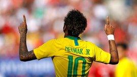 Неймар проведет юбилейный матч за сборную Бразилии – форвард трогательно прокомментировал будущее достижение