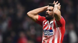 Диего Коста не смог завершить тренировку Атлетико – неожиданный диагноз