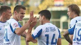 Болельщики Динамо выбрали лучшего игрока киевлян в сентябре
