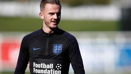 Меддісон не допоможе Англії в матчах із Чехією і Болгарією