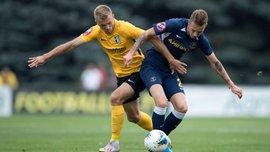 Олександрія зіграє проти СК Дніпро-1 в товариському матчі