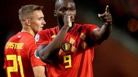 """Тотальне знищення """"футбольного карлика"""" у відеоогляді матчу Бельгія – Сан-Маріно"""