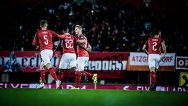 Парад удивительных голов в видеообзоре матча Австрия – Израиль – 3:1