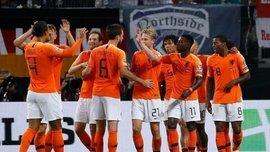 Неймовірний камбек у відеоогляді матчу Нідерланди – Північна Ірландія – 3:1