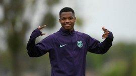 Фати получил вызов в сборную Испании U-21 – сенсационный талант заменил своего одноклубника из Барселоны