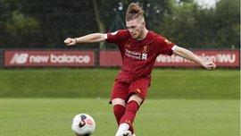 Юного таланта Ливерпуля дисквалифицировали на две недели из-за оскорблений в адрес Кейна