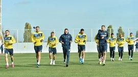 Украина – Португалия: сборная провела восстановительные процедуры и возвращается в Киев