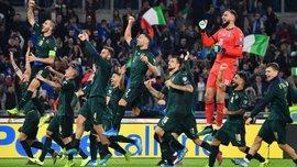 """Выход """"скуадры адзурры"""" на Евро-2020 в видеообзоре матча Италия – Греция – 2:0"""