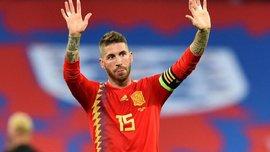 Рамос прокомментировал свое историческое достижение в сборной Испании