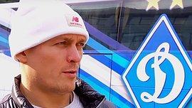 Динамо привітало Усика з перемогою у надважкій вазі