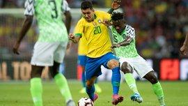 Аргентина без Месси разгромила Эквадор, Бразилия потеряла Неймара и не смогла справиться с Нигерией – товарищеские матчи