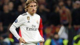 Реал готов избавиться от Модрича уже зимой – на хорвата претендуют два топ-клуба