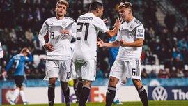 Естонія – Німеччина – 0:3 – відео голів та огляд матчу