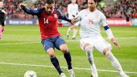 Дерзкая рабона Эль-Абделлауи в матче против сборной Испании – момент дня квалификации к Евро-2020