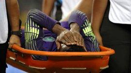 Бразилія – Нігерія: голкіпер африканців зазнав моторошної травми – відео (18+)