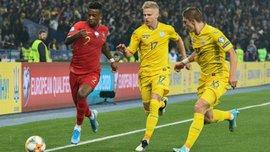 Семеду заявил, что Португалия создала достаточно возможностей, чтобы обыграть Украину