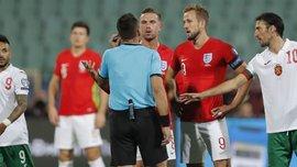 В Болгарії заарештували фанатів, яких підозрюють у проявах расизму під час матчу з Англією