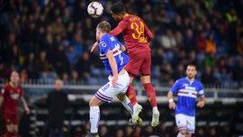 Сампдорія – Рома: дебют Раньєрі може зірватися