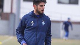 Самбрано хочет покинуть Динамо, чтобы поехать на Копа Америка