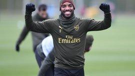 Ляказетт повернувся до тренувань із Арсеналом
