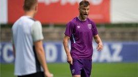 Ярмоленко повернувся у розташування Вест Хема – українець у чудовому настрої після матчів за збірну