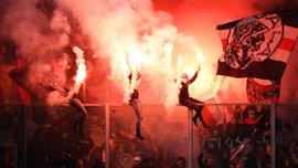 УЕФА дисквалифицировал фанатов Аякса на матч против Челси