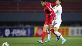 Південна Корея подала скаргу на КНДР після відбіркового матчу до чемпіонату світу-2022