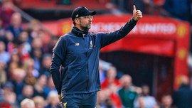 Клопп назвал цель Ливерпуля в матче против Манчестер Юнайтед – немец думает не только о победе